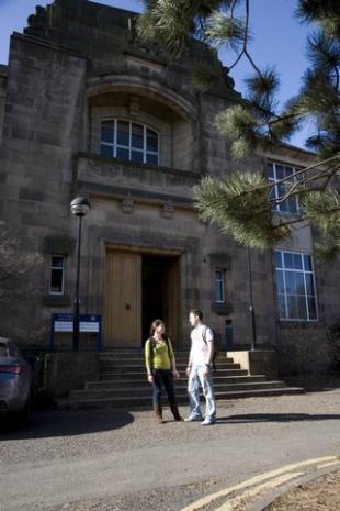 Sanderson Building, School of Engineering