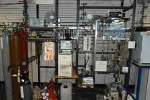 High Pressure Static Volumetric Adsorption Rig